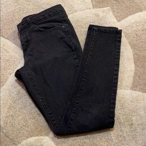 Massimo size 4R black jeans
